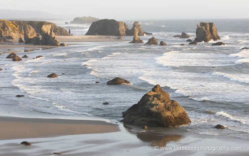 How to make peace with anything that is not a beautiful as the Oregon Coast.